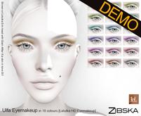 Zibska ~ Ulfa Eyemakeup for Lelutka HD Demo