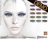 Zibska ~ Matique Eyemakeup for Lelutka HD Demo