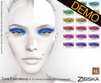 Zibska ~ Tyna Eyemakeup for Lelutka HD Demo