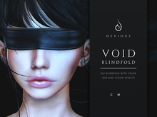 [Devious] Void Blindfold