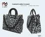 No Mercy / Pantent Leather Bag Leopard