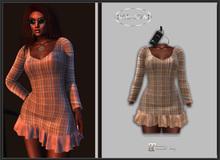 Baboom-Dress- Lucie-designtan -Maitreya
