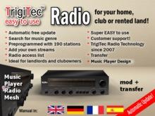 Music Player Radio (TrigiTtec)