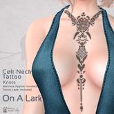 *OAL* Celt Neck Tattoo Knots