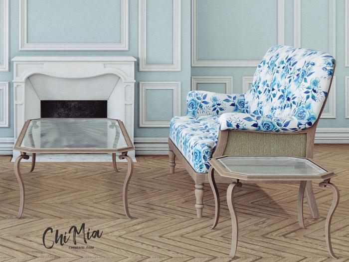 ChiMia:: Marais Lounge Set (Full Set)