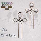 *OAL* Hair Forks
