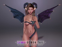 Sweet Thing. LEWD! Demon Tail [Static] (Maitreya) (add)