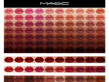 MASC - Suga Mama Gloss Collection 100 Shades!