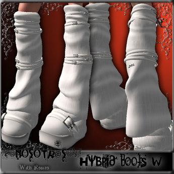 .::NOSOTR@S::. Hybrid Boots {W}