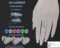 {Fantasy world}  Moonlight ring [Maitreya]