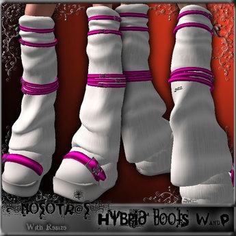 .::NOSOTR@S::. Hybrid Boots {W&P}