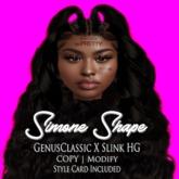 Simone Shape