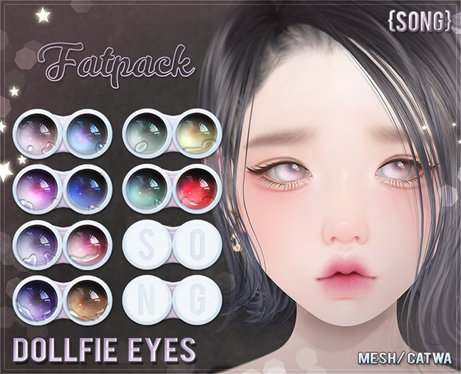 {S0NG} :: Dollfie Eyes (Fatpack)
