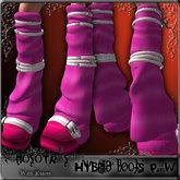 .::NOSOTR@S::. Hybrid Boots {P&W}