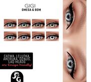 ::SG:: Gigia Eyes (Omega and BOM)