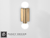 Fancy Decor: Capsule Sconce