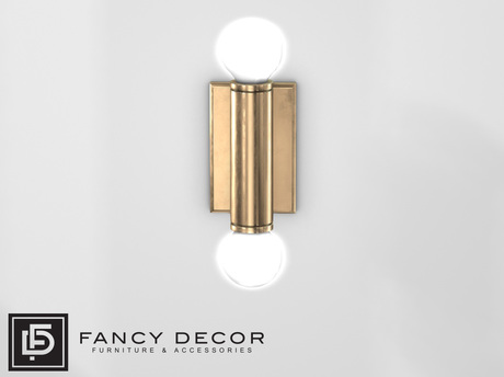 Fancy Decor: Capsule Sconce