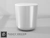 Fancy Decor: Capsule Table - white
