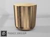 Fancy Decor: Capsule Table - gold