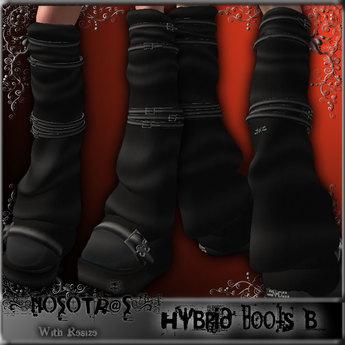 .::NOSOTR@S::. Hybrid Boots {B}