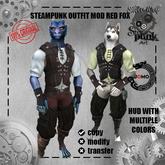 SW - Steampunk Outfit Jomo Mod Red Fox (Box)