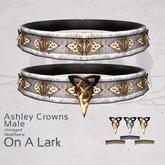 *OAL* Ashley Crowns Male