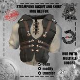 SW - Steampunk Jacket and Shirt Jomo Red Fox (Box)