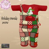 {D:D}christmas overal youth snow