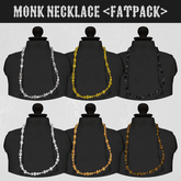 OLQINU : monk necklace <fatpack>
