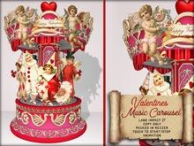 Valentines Music Carousel