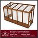 KK HOME - LEAN-TO GREENHOUSE, Leanto Greenhouse