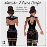 Blackburns Marishi Outfit Fit Mesh Physique