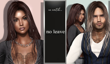 no.match_ ~ NO_LEAVE ~ Pack of BLACKS