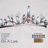 *OAL* Crystal Crown