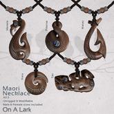 *OAL* Maori Necklace - Complete Set