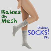 BOM Unisex Socks Kit