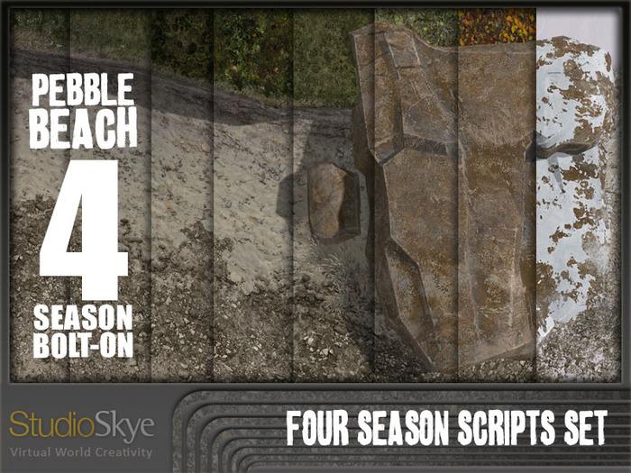 Skye Pebble Beach 4 Season Bolt On Set [Scripts Only]