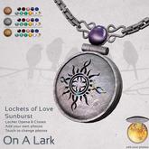 *OAL* Lockets of Love ~ Sunburst