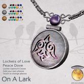 *OAL* Lockets of Love ~ Peace Dove