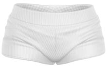 EVIE - NoSleep Shorts - White