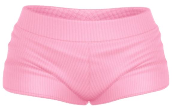 EVIE - NoSleep Shorts - Pink