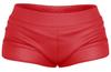 EVIE - NoSleep Shorts - Red