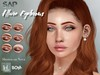 Sap ~ Allure Eyebrows {Lelutka Evolution} BoM