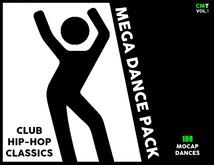 MEGA DANCE PACK (Vol.1)