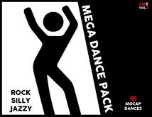 (Vol.2) MEGA DANCE PACK