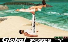.:GB POSES 286:. Yoga Couple