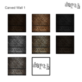 DEPTH: Carved Wall 1