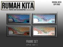 Rumah Kita - Frame Set