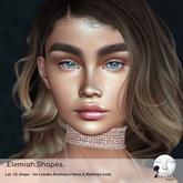 Elemiah.shapes.LEL15 - for Lelutka Bento head NOVA & Maitreya