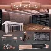 SAYO - Syndey Cafe Gacha - Cafe Menu COMMON